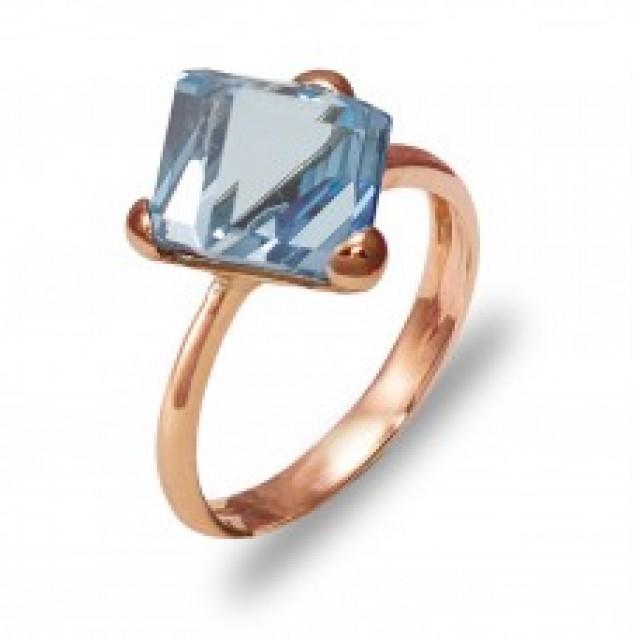 Золотое женское кольцо 063/6 KievG