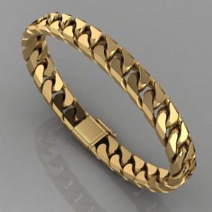 Золотой браслет 20341