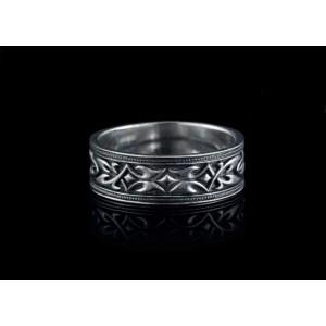 Серебряное кольцо 18190