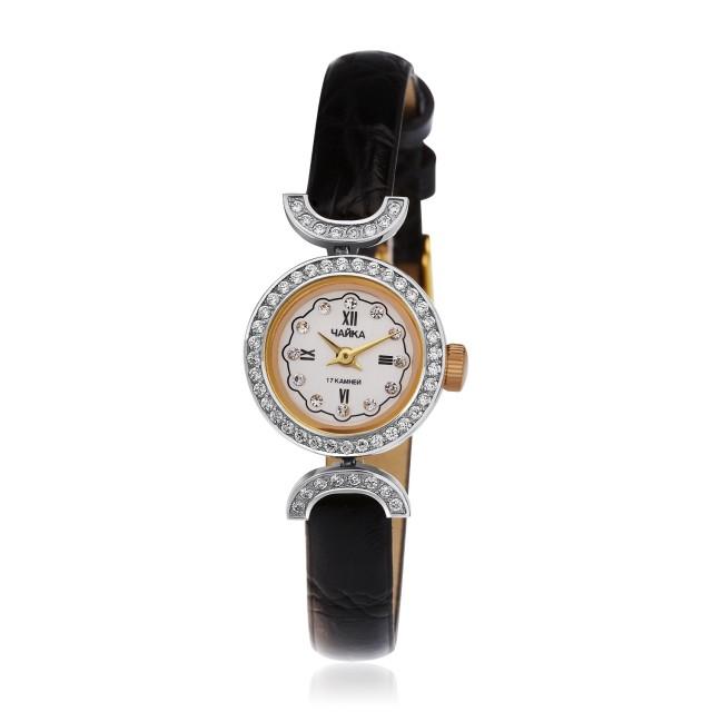 Золотые часы женские 110