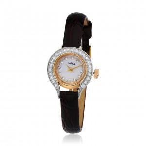 Золотые часы женские 111