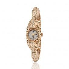 Золотые женские часы- необходимая роскошь