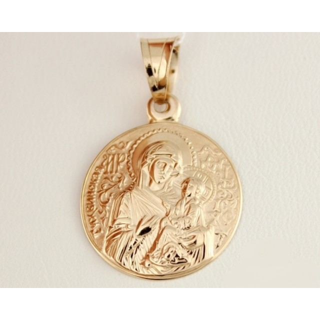 Золотая иконка 100591