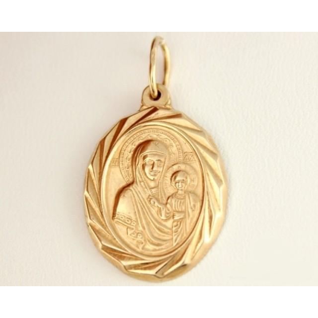 Золотая иконка 110237