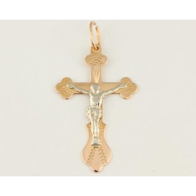 Золотой крестик 230047