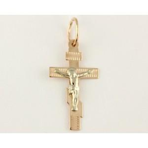 Золотой крестик 230051