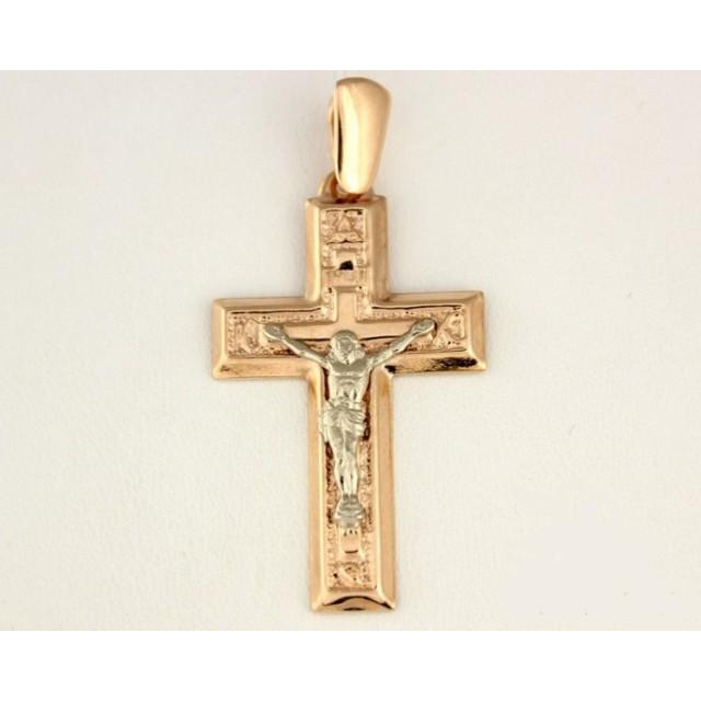 Золотой крестик 222020