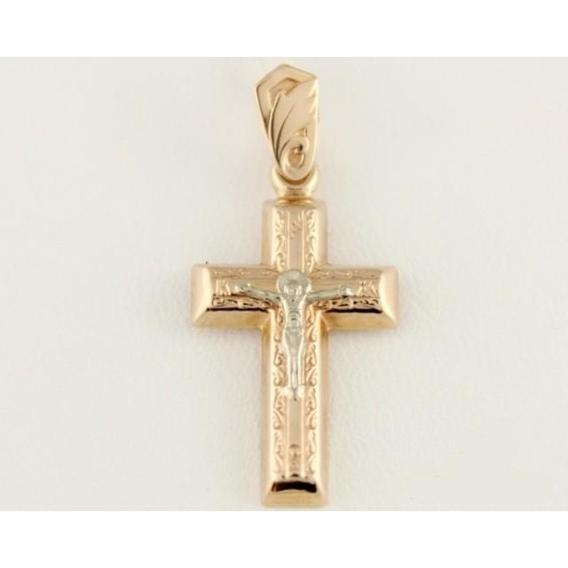 Золотой крестик 222022