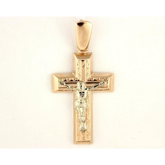 Золотой крестик 222025