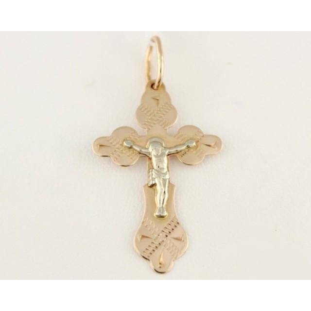 Золотой крестик 230005