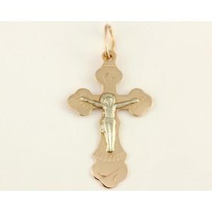 Золотой крестик 230127