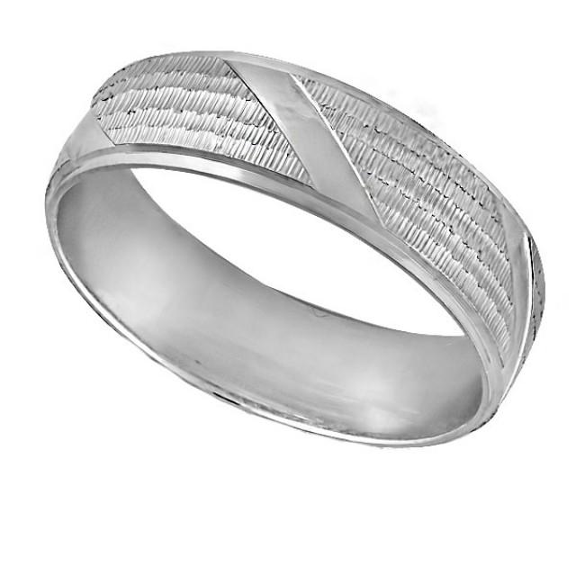 Золотое обручальное кольцо К9003