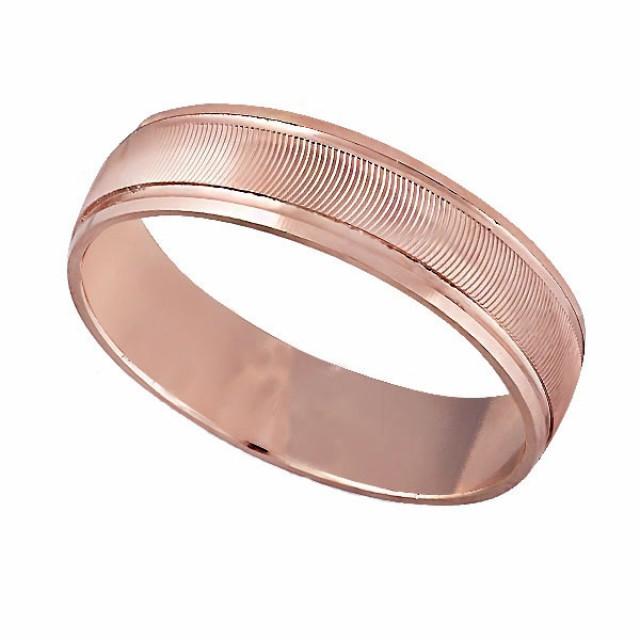 Золотое обручальное кольцо К021
