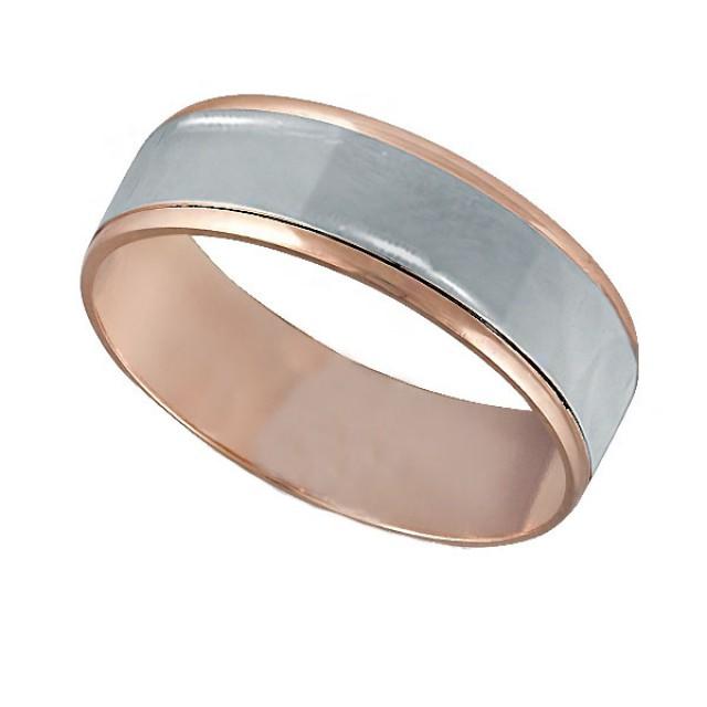 Золотое обручальное кольцо К115