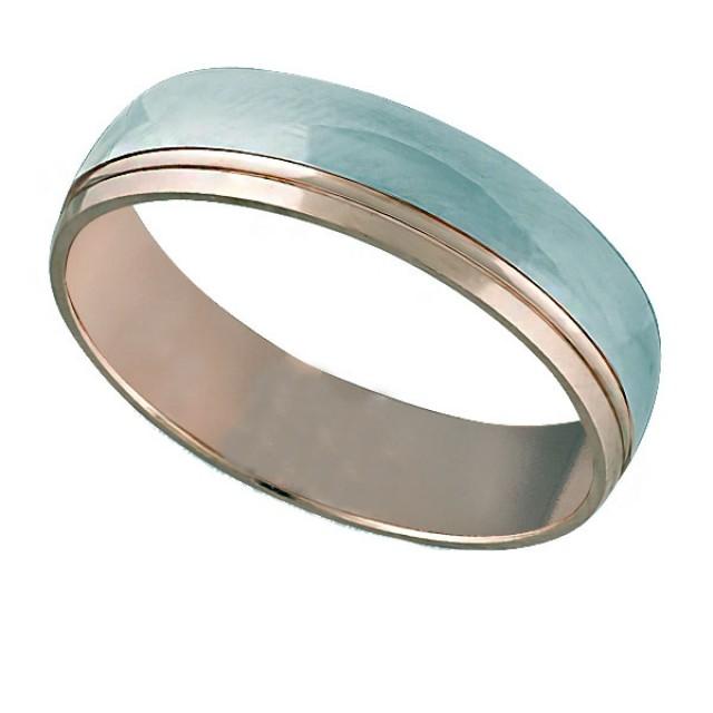 Золотое обручальное кольцо К121