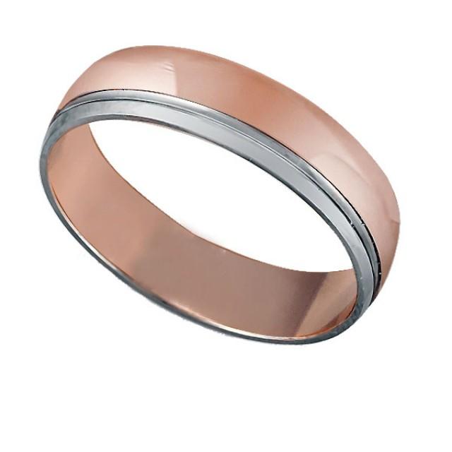 Золотое обручальное кольцо К130