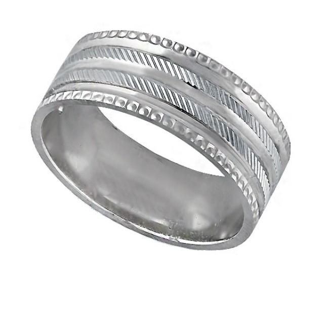 Золотое обручальное кольцо К9014 фото