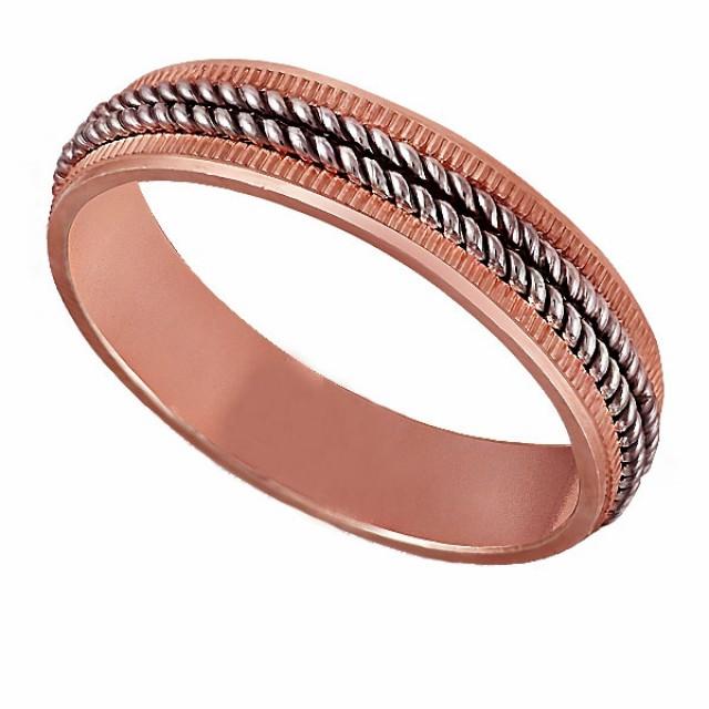 Золотое обручальное кольцо К133