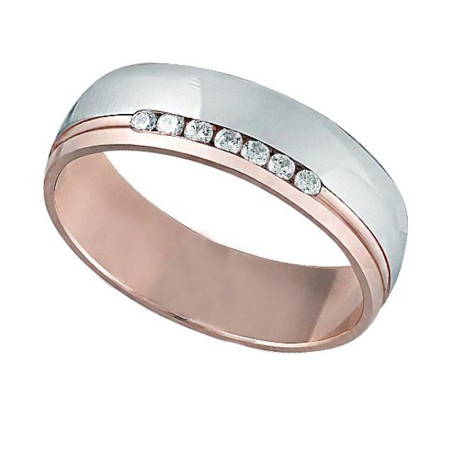 Золотое обручальное кольцо К207