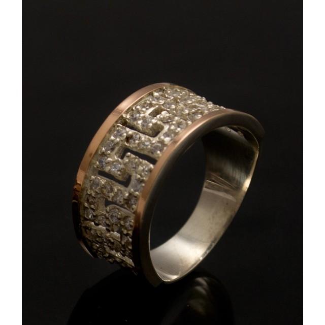Серебряное кольцо 1020к