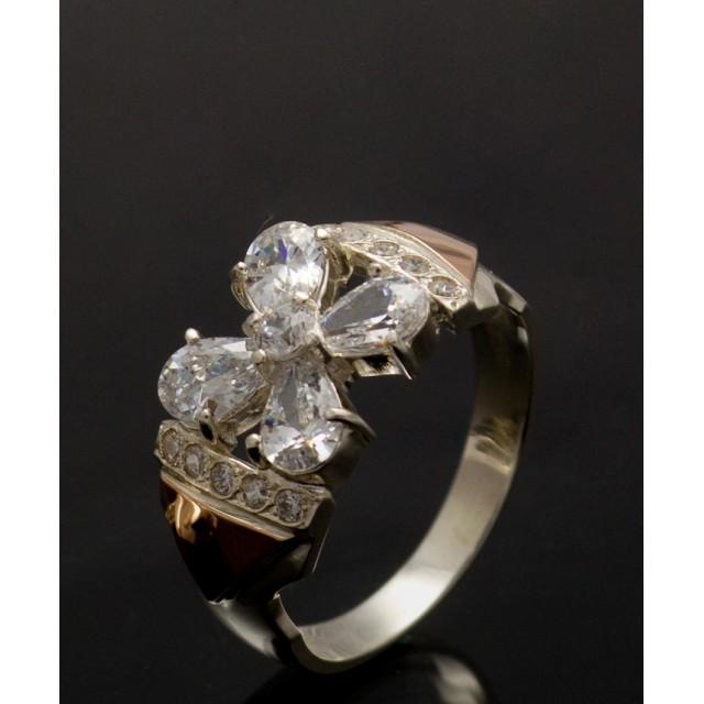 Серебряное кольцо 1024к