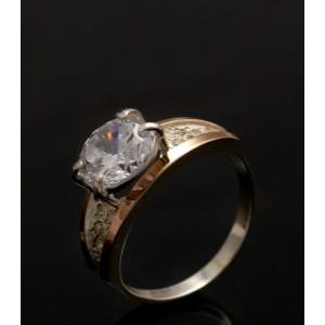 Серебряное кольцо 1026к
