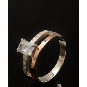 Серебряное кольцо 1028к
