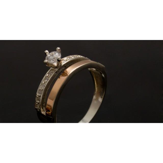 Серебряное кольцо 1031к