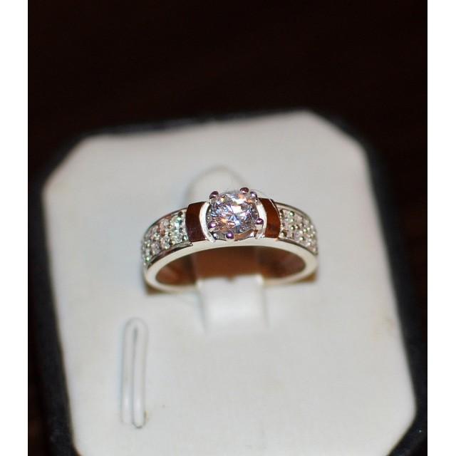 Серебряное кольцо 1035к