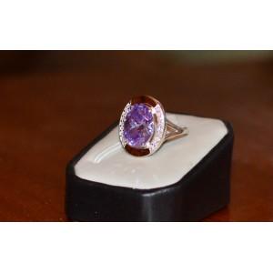Серебряное кольцо 1037к