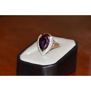 Серебряное кольцо 1038к