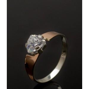 Серебряное кольцо 1008к фото