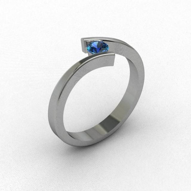 Серебряное кольцо 9621611