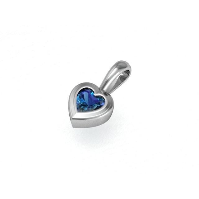 Кулон серебряный 9641615