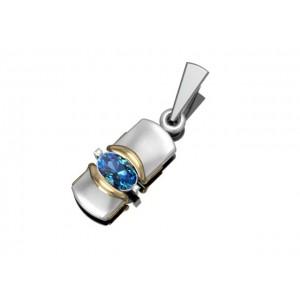 Кулон серебряный 9641617