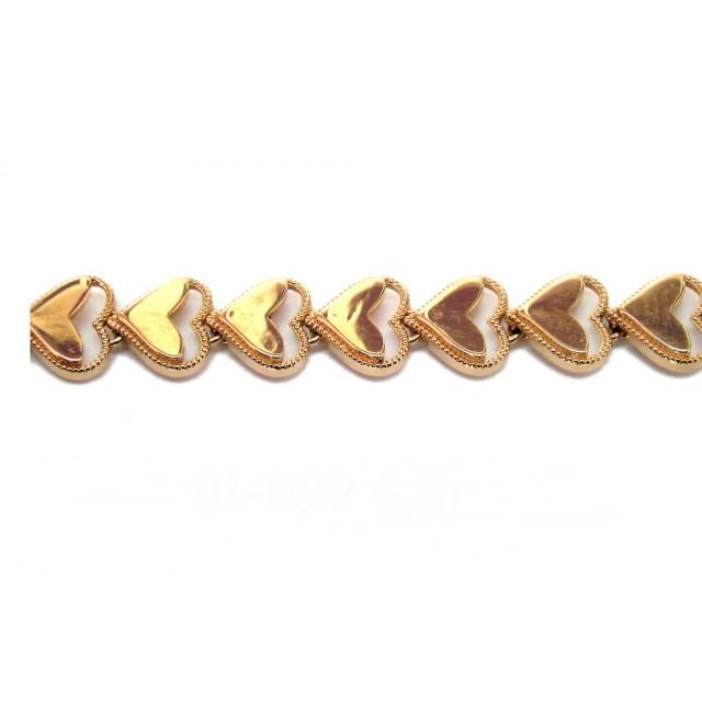 Золотой браслет 01-099