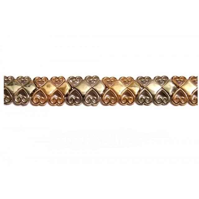 Золотой браслет 01-134