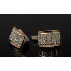 Серебряные серьги 1001с фото