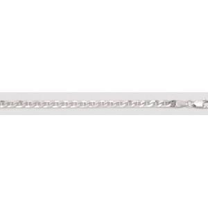 Серебряная цепь Гуччи (Марина) Удлиненная 2575