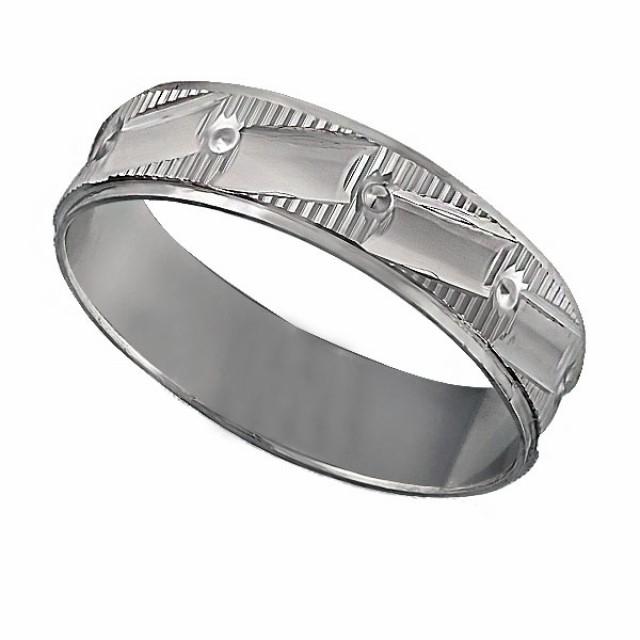 Золотое обручальное кольцо К9112