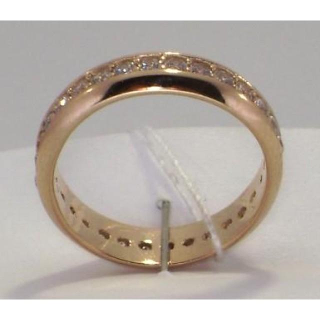Золотое кольцо КВ 1261 ЮЭ фото