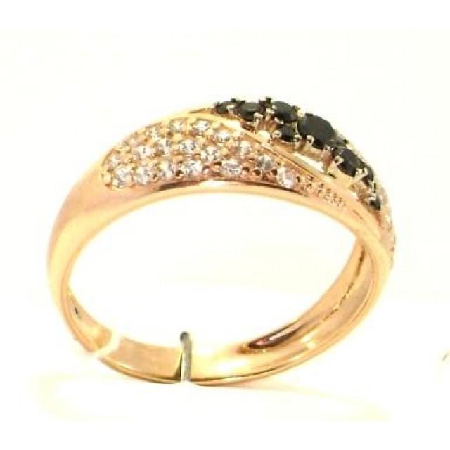 Золотое кольцо КВ 2042 ЮЭ фото