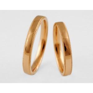 Золотое обручальное кольцо 1-176 euro фото