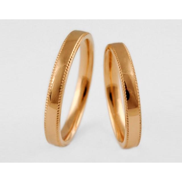 Золотое обручальное кольцо 1-176 euro