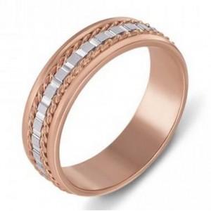 Золотое обручальное кольцо 1040