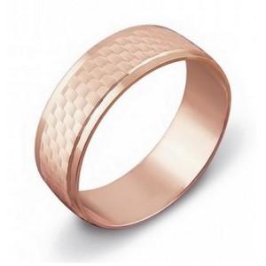 Золотое обручальное кольцо 1070/1