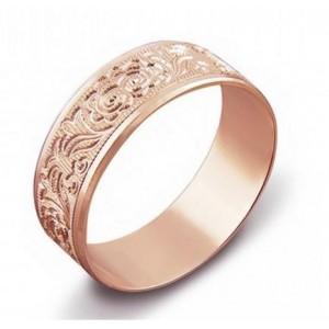 Золотое обручальное кольцо 1070/14