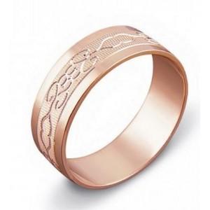 Золотое обручальное кольцо 1070/2