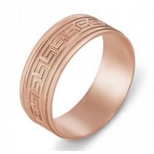 Золотое обручальное кольцо 1070/7н