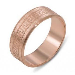 Золотое обручальное кольцо 1070/7